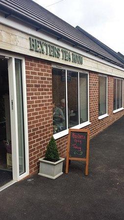 Stokesley, UK: Bexters Tea Room