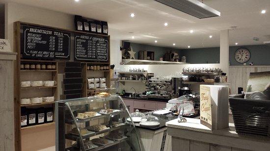 Stokesley, UK : Counter Service
