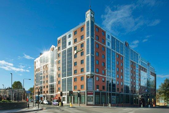 Crowne Plaza London - Kings Cross: Hotel Exterior