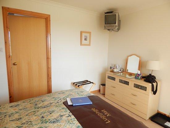 Rushlee House: Onze kamer