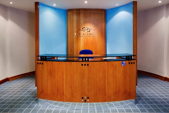 Bexley, UK: The Academy Conference Centre - Reception Area