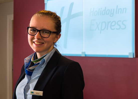 A warm welcome awaits at Holiday Inn Express Birmingham NEC