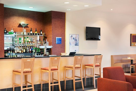 Antrim, UK: Lobby Bar