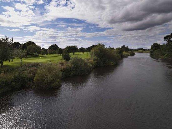 Aldwark manor river