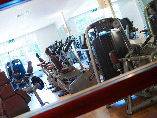 Aldwark manor gym