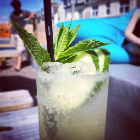 Ocean Lodge Newquay: Amazing Cocktails @ Ocean Surf Lodge 😍