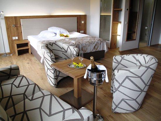 Hotel Bioterme: Room