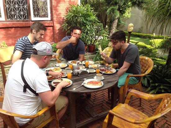 Kathmandu Garden House: photo1.jpg