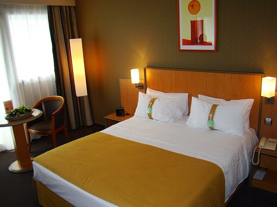 Holiday Inn - Calais: type of room allocated when no specific type required