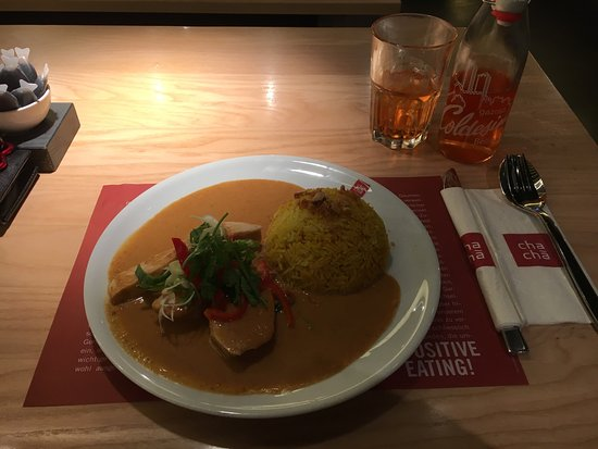 Wallisellen, Swiss: cha cha - Thai Positive Eating