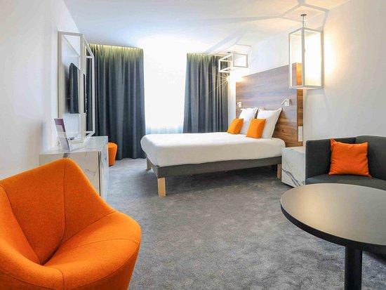 Hotel Nancy Centre Gare : Guest Room
