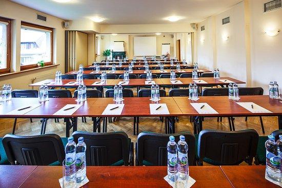 Czarny Potok Hotel: Conference room
