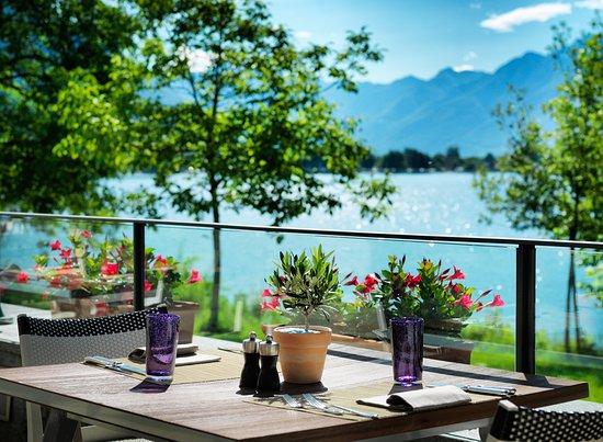 Minusio, Switzerland: Ristorante Lago