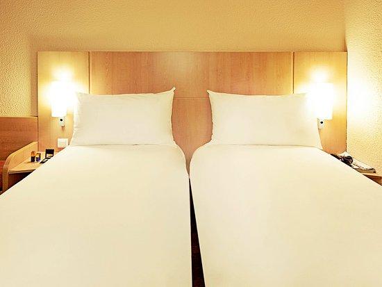 Cesson-Sevigne, Francia: Guest Room