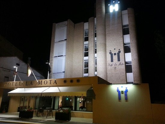 Hotel La Mota: 20160720_224403_large.jpg