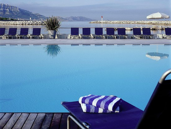 nhow Marseille at Palm Beach: Exterior