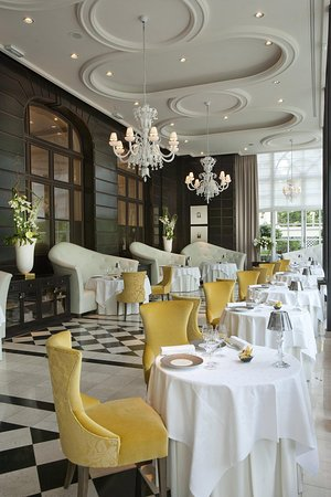 Trianon Palace Versailles, A Waldorf Astoria Hotel : Gordon Ramsay au Trianon