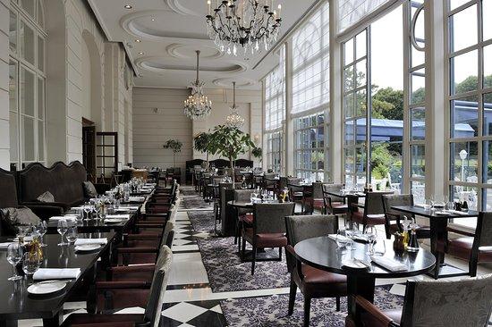 Trianon Palace Versailles, A Waldorf Astoria Hotel : La Véranda restaurant