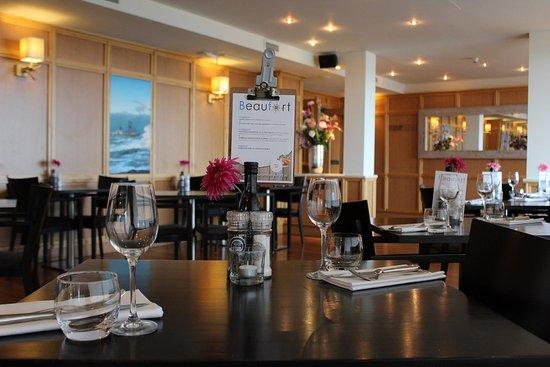 Ijmuiden, Países Bajos: Restaurant