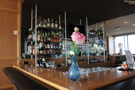 Ijmuiden, Países Bajos: Bar and Lounge