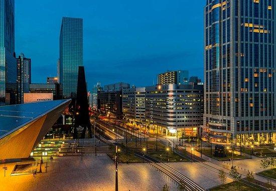 Rotterdam Marriott Hotel: Exterior