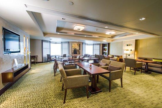 Holiday Inn Bangkok Silom: Executive Club Lounge