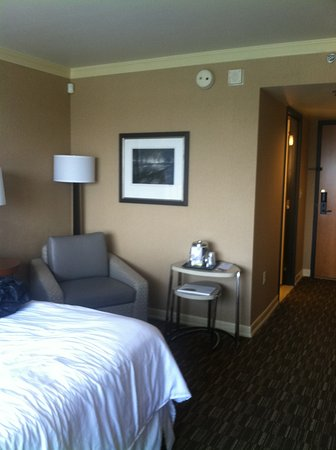 The Westin Westminster: Room 905