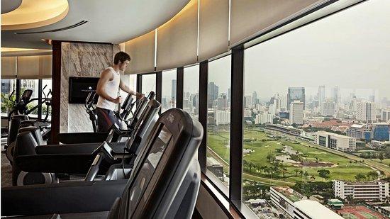InterContinental Bangkok: Infinity Fitness