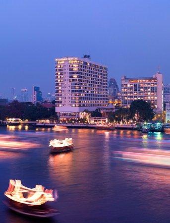 Mandarin Oriental, Bangkok: Hotel Exterior