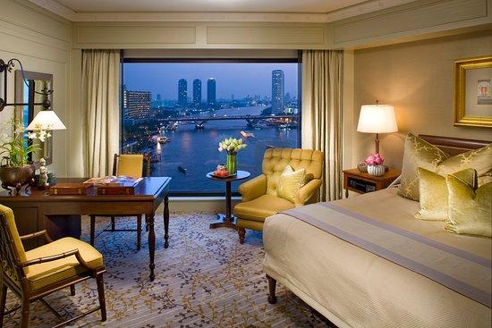 Mandarin Oriental, Bangkok: Deluxe Room