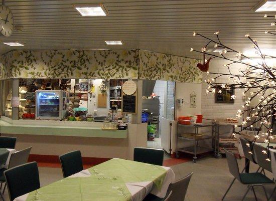 Library Café Pinocchio, Kouvola