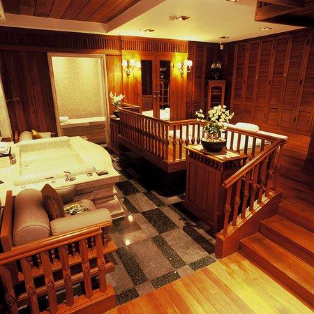 Mandarin Oriental, Bangkok: Oriental Spa Suite