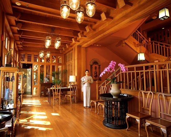 Mandarin Oriental, Bangkok: The Oriental Spa