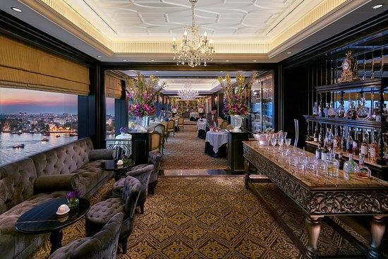 Mandarin Oriental, Bangkok: LE NORMANDIE French restaurant