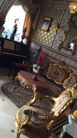 Hotel Mozart: Lobby