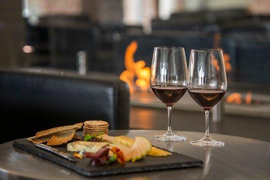 Lovedale, Australië: Vista Lounge