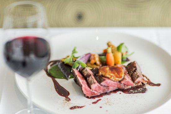 Lovedale, Австралия: Restaurant