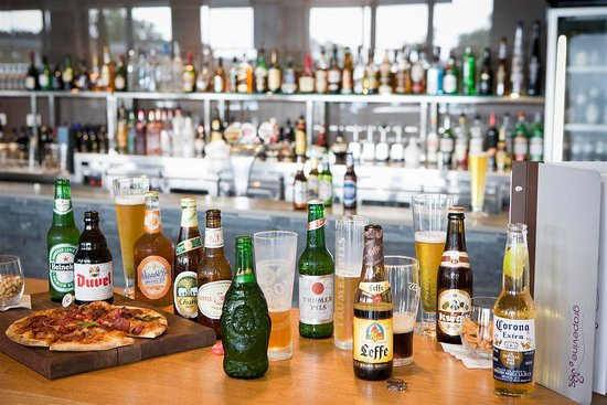Lovedale, ออสเตรเลีย: Beverage Selection