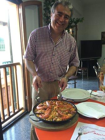 Campanet, Spanien: Ein großartiger Gastgeber...
