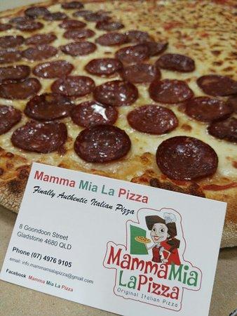 Mamma Mia La Pizza