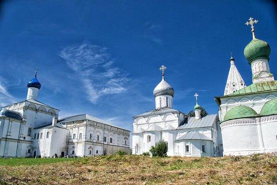 Holy Trinity Danilov Monastery
