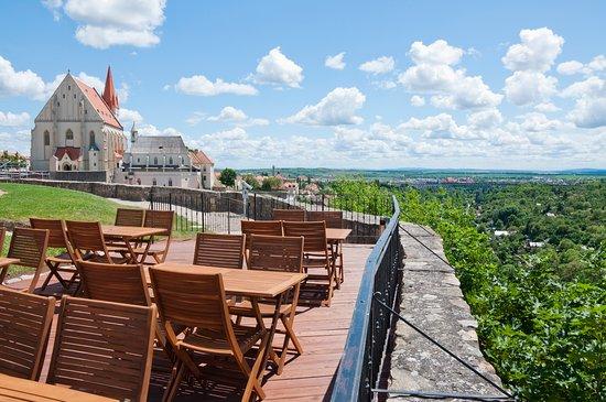 Znojmo, República Checa: Enjoy the view