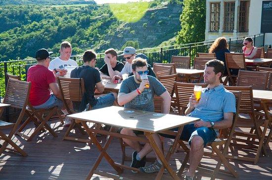 Znojmo, República Checa: Enjoy the beer