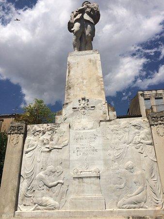 Grammichele, Italien: Piazza Carlo Maria Carafa