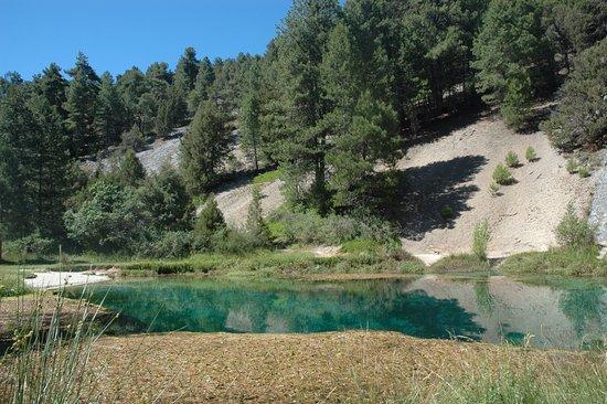 Calatanazor, Espagne : De lagune