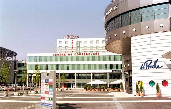 Ramada Encore Geneva: Welcome at the RAMADA ENCORE GENEVE!