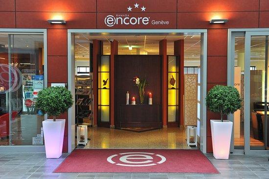 Ramada Encore Geneva: Welcome to the Ramada Encore Genève