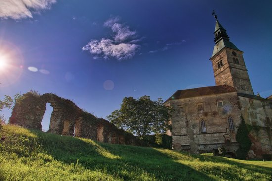Gussing, Austria: Burg Güssing