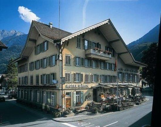 Hotel Baeren : Hotel Exterior