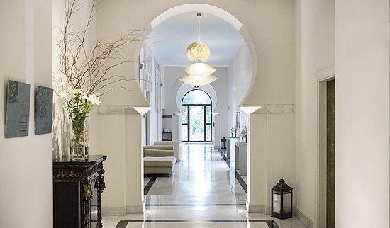 Hospes Palacio del Bailio: Lobby